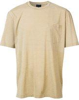 Lanvin striped pocket T-shirt - men - Cotton - S