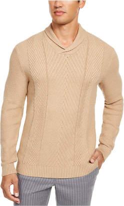 Tasso Elba Men Textured Sweater