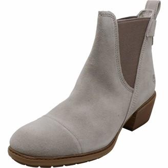 Timberland Women's Sutherlin Bay Cross Strap Ankle Boot Boot
