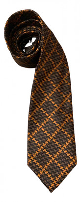 Tom Ford Brown Silk Ties