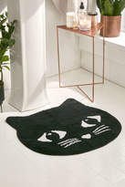 Urban Outfitters Black Cat Bath Mat