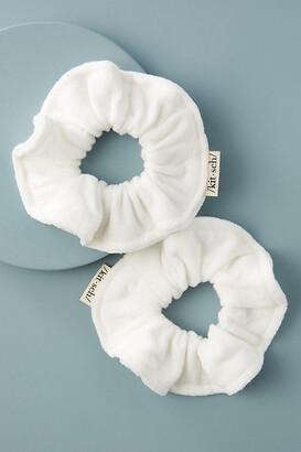 Kitsch Eco-Friendly Towel Scrunchie Set By in White