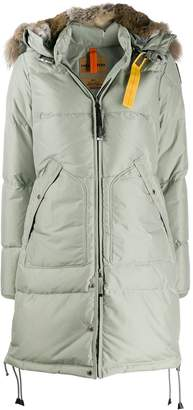Parajumpers hooded padded parka coat