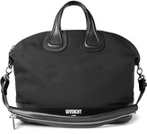 Givenchy - Leather-trimmed Canvas Holdall