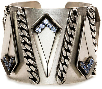 One Kings Lane Livia Cuff - Silver