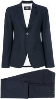 DSQUARED2 two piece suit - women - Polyester/Spandex/Elastane/Wool - 40