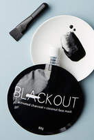 Blackout Mask Blackout Activated Charcoal & Coconut Face Mask