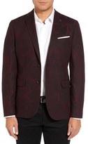 Ted Baker Ellis Trim Fit Jacquard Jacket
