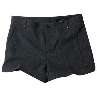 Gucci \N Grey Wool Shorts