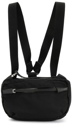 Alyx classic belt bag with chest harness