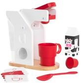 Kid Kraft Red & White Coffee Set