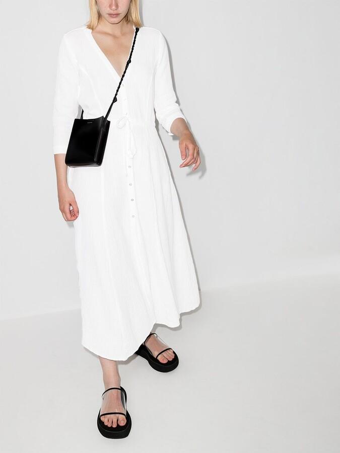 Thumbnail for your product : HONORINE Georgia V-neck midi dress