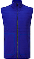 Polo Golf By Ralph Lauren Panelled Ripstop Gilet, Flag Royal