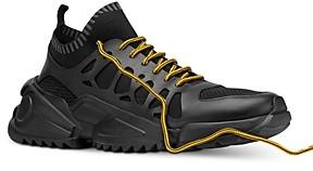 Salvatore Ferragamo Men's Raintop Low Top Sneakers