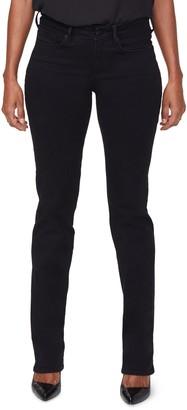 NYDJ Marilyn Catwalk Embellished Pocket Jeans