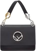 Fendi Black Kan I F handbag