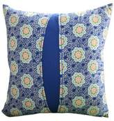 Amy Butler by Welspun Kyoto Square Throw Pillow in Blue