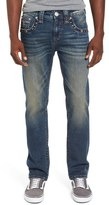 Rock Revival Alternative Straight Leg Jeans (Vintage Blue)