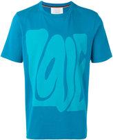 Paul Smith love print T-shirt - men - Cotton - S