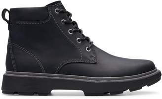 Clarks Collection By Dempsey Top Leather Lace-Up Boots