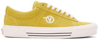 Vans Yellow Anaheim Factory Sid DX Sneakers