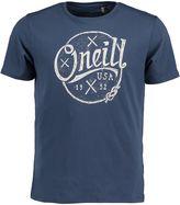 O'neill Nautic Print Crew Neck Regular Fit T-shirt