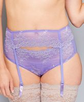 Wacoal Embrace Lace Garter Belt 848291