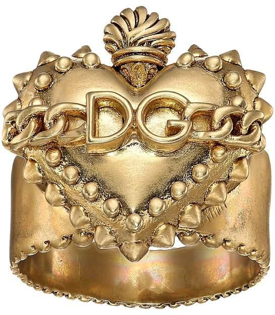 Dolce & Gabbana Heart Ring