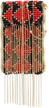 Rosantica beaded chain trim bag