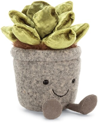 Jellycat Silly Succulent Jade Plush Toy