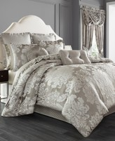 J Queen New York Chandelier Queen Comforter Set