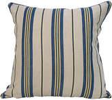 One Kings Lane Vintage French Ticking Stripe Pillow
