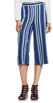 Vince Camuto Multi-Striped Culottes Pants