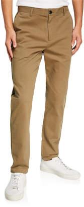 Ovadia Men's Side-Stripe Chino Pants