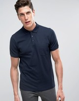 Selected Textured Polo
