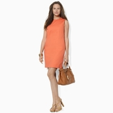 Ralph Lauren Sleeveless Crewneck Dress
