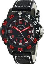 Zeno Men's 6709-515Q-A17 Divers Analog Display Quartz Watch