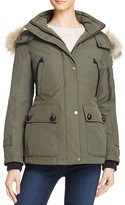 Pendleton Bachelor Fur Trim Down Coat