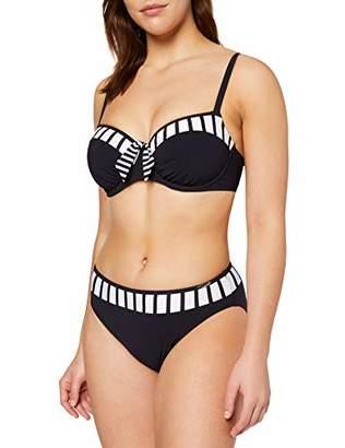 Sunflair Women's Bikini Basic Set,8 (Size: 38F)