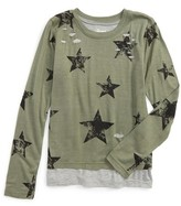 Flowers by Zoe Girl's Star Layered Top