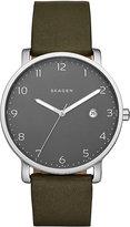 Skagen Hagen Men's Stainless Steel Strap Watch