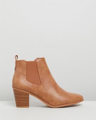 Spurr Hayden Ankle Boots
