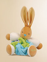 Kaloo Bright Blue Patch Rabbit