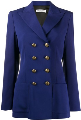 Philosophy di Lorenzo Serafini Double-Breasted Fitted Blazer