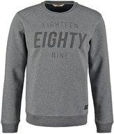 Lee Bonded Sweatshirt Dark Grey Mele