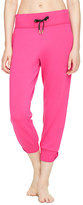 Kate Spade Relaxed cropped bow sweatpants