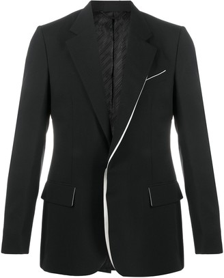 Givenchy Single-Breasted Suit Jacket