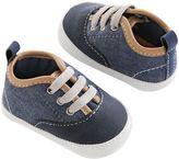 Osh Kosh Baby Boy Sneaker Crib Shoes