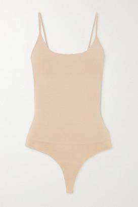 A.L.C. X Petra Flannery Mara Stretch-knit Bodysuit
