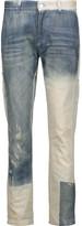 Stella McCartney Distressed slim-boyfriend jeans
